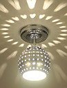 3W moderna ha condotto la luce di soffitto con Scattering Globe Light Design Effetto ombra