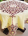 A Motifs Polyester Carre Nappes de table