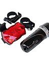 Framlykta till cykel / Baklykta till cykel LED Cykelsport Vattentät / bakgrundsbelysning AAA Lumen Batteri Cykling-Belysning