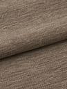 un panneau brun panne solide rideau