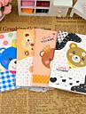 bande dessinee serie ours petit carnet (couleur aleatoire)