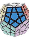 Qiji® Cube de Vitesse  Megamix Cubes magiques Noir ABS