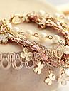 Bracciali Per donna Charm Lega Perle finte