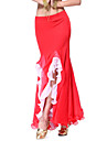Dancewear Viscose Belly Dance Skirt For Ladies(More Colors)