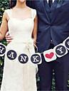 Hârtie Perlă Decoratiuni nunta-9Piece / Set Primăvară Vară Toamnă Iarnă Nepersonalizat