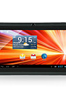 Annat A33 Android 4.4 Tablett RAM 512MB ROM 8GB 7 tum 1024*600 Quad Core