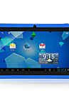 7 tommer Android 4.4 Tablet (Quad Core 800*480 512MB + 4GB)
