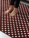 Badkar Mat Modern Polka Dot Pattern 7 Färger Tillgängliga