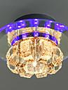 3W Takmonterad ,  Modern Elektropläterad Särdrag for Kristall Kristall Living Room / Bedroom / Dining Room