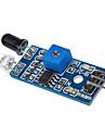 capteur de lumiere LM393 module de sensibilite photosensible du capteur de lumiere pour (pour Arduino) cables dupont gratuits