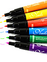 1PCS Nail Polish Nail Art Painting Pen(Assorted 12 Colors)