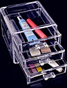 Kosmetika förvaring Toalett Plast Multifunktion / Miljövänlig / Resan / Present
