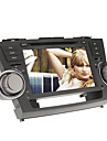 8Inch 2 DIN In-Dash Car DVD Player for Toyota HIGHLANDER 2008-2012 with GPS,BT,RDS,Touch Screen,TV