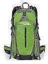 40 L Backpacker-ryggsäckar Camping / Klättring / Resa / Cykling Utomhus / Öva / Leisure Sports Vattentät / Snabb tork / Regnsäker / Bärbar