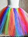 Kids\' Dancewear Tutu Ballet Colorful Tulle  Dance & Party Dress Kids Dance Costumes