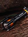 Belysning LED-Ficklampor Ficklampor LED 2000 Lumen 5 Läge Cree XM-L T6 18650 Stöttålig Strike Bezel TaktiskCamping/Vandring/Grottkrypning