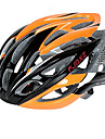 FJQXZ Ultralätt 26 Vents PC + EPS Orange Cykelhjälm