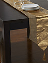 European Style Golden Löpare med Tassel