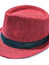 femei de moda lenjerie domn britanic Fedora pălărie