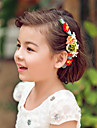 Women\'s / Flower Girl\'s Paper Headpiece-Wedding / Special Occasion Headbands / Flowers