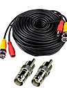150 Feet Video Power Security Camera Cable for CCTV Surveillance DVR System