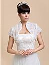 Wedding / Party/Evening / Casual Chiffon Coats/Jackets Short Sleeve Wedding  Wraps