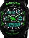 Men\'s Watch Sport Watch Dual Time Zones Chronograph Calendar