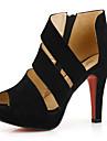 sapatos femininos bombas melhor salto stiletto plataforma vendedor sapatos
