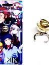 Smycken Inspirerad av Cosplay Cosplay Animé Cosplay Accessoarer Örhängen Guld Legering Kvinna