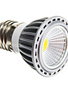 3W E26/E27 LED-spotlights COB 50-240 lm Varmvit Dimbar AC 220-240 V