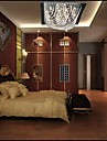 20w Chandelier ,  Traditional/Classic Chrome Feature for Crystal Metal Living Room / Hallway