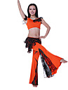 Dancewear/Pratice Women\'s Milk Silk And Lace Belly Dance Outfits(More Colors)