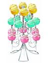 rack de refroidissement gateau pop presentoir de decoration serveur sucette