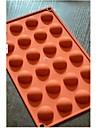 Moule de Cuisson Pour Gateau For Chocolate Pour Tarte Silikon Bricolage Ecologique Haute qualite