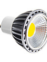 5W GU10 Spot LED COB 50-400 lm Blanc Chaud Gradable AC 100-240 V