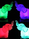 Coway Stand Like A Night Dumbo Villain ljus färgglada LED Night Light