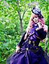 Vocaloid From The Sandplay Singing of The Dragon Megurine Luka Cosplay Costume