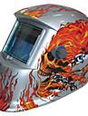 8631 sol li batteri automatisk mörknande filter tig mig-mma mag slipning / polera svets mask / hjälm / cap