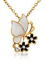 fleur de collier en or de meles