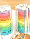 design colore arc-adhesifs de scrapbooking bande (10 pcs)