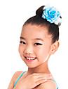 Performance/Dancewear Spandex Flower Headpeice