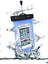 pvc vattentät mobiltelefon fallet för fiske bad och utomhussporter (diverse färg)