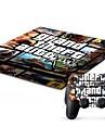 b-skin® couverture d\'autocollant de protection autocollant de controleur de la peau de la console PS4