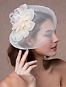 Women\'s Organza Headpiece-Wedding Fascinators Flowers Hats