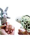 Jouets Marionnette de Doigt Animaux Dessin Anime Nouveaux Jouets Garcons / Fille Tissu / Pluche
