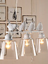 Modern/Contemporary LED Painting Metal Pendant Lights