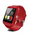 U watch Smarta tillbehör - Smart Watch - Bluetooth 3.0 Hitta min enhet / Alarmklocka - iOS / Android - Smartphone