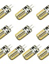 Spot Decorative Blanc Chaud / Blanc Froid G4 3.5 W 48 SMD 3014 260 LM DC 12 V