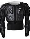 Homme Velo Veste La peau 3 densites Polyester Cyclisme/Velo Sports de neige Noir