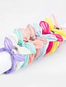 1st korean bunny öron pannband (slumpvis färg)